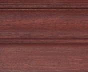 Mahogany with Rosewood Stain