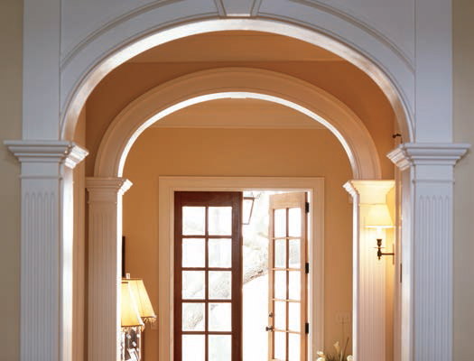 Oval Moulding