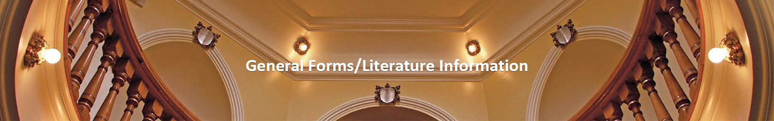 Forms and Literature